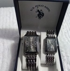 !!Price Dropped!! His and Hers Wristwatch